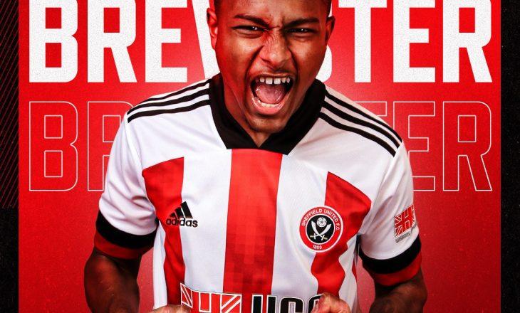 Sheffield United transferon super talentin e Liverpool