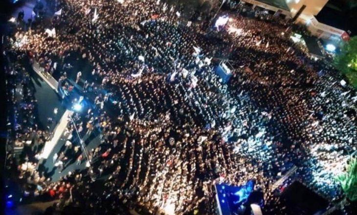 Osmani: Para një viti Kosova shënoi kthesën më të madhe, por u përdhos vullneti qytetar