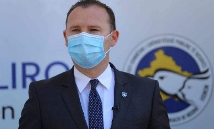 Zemaj: Asnjë pacient me Covid-19 nuk është mjekuar në korridore