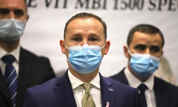 Zemaj: Sistemit shëndetësor do t'i shtohen edhe një mijë e 500 specializantë