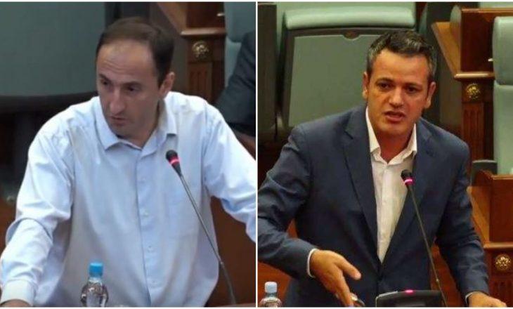 Përplasen Aliu e Gashi në Kuvendin e Kosovës