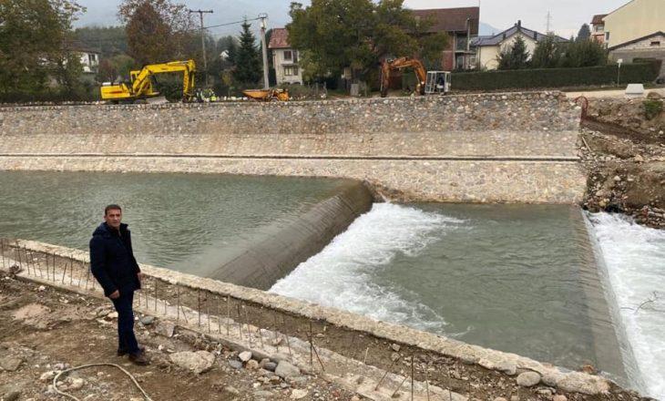 Daut Haradinaj: Po jetësohet njëri nga projektet më të bukur të Deçanit