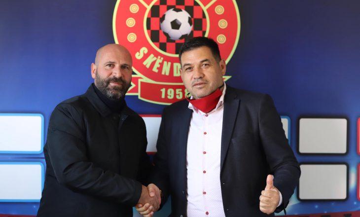 KF Drencia prezanton trajnerin e ri