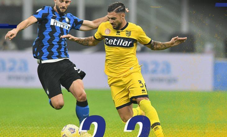 Në Serie A, fiton Atalanta, Inter barazon me Parman