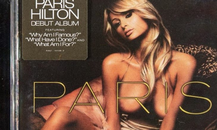 Paris Hilton do të blejë CD-në e rreme të Banksy-t Paris Hilton