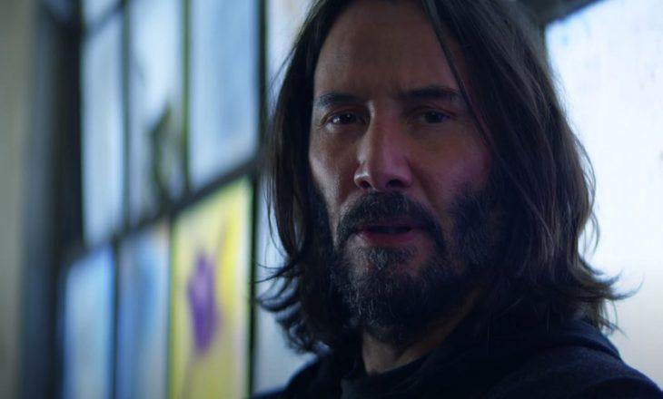 Keanu Reeves do të bëj narracionin e video-lojës Cyberpunk 2077