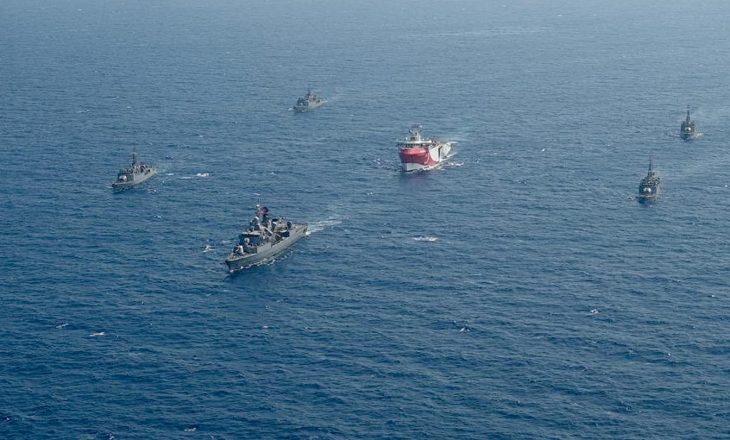 Turqia kundërshton deklaratën e ShBA-së për Mesdheun Lindor