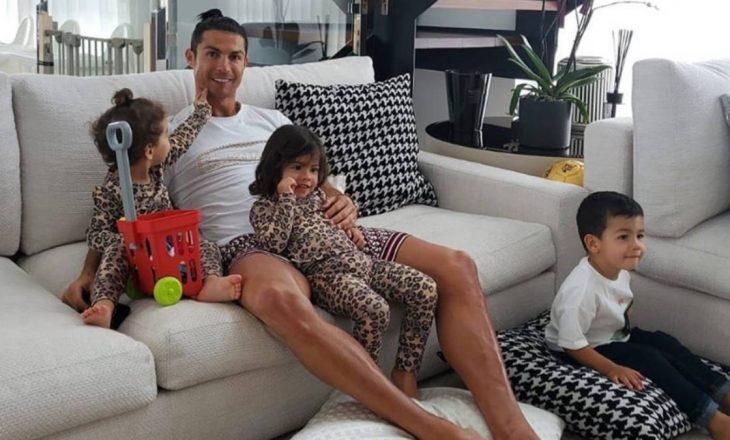Më në fund Ronaldo rezulton negativ