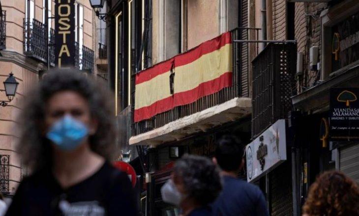 """Spanja me """"Gjendje Emergjente"""" deri në muajin maj të 2021"""
