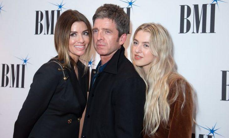 Vajza modele e Noel Gallagher është e trishtuar sepse njerëzit mendojnë që ajo abuzon me substanca