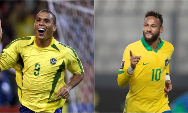 Fenomeni R9 i dërgon një mesazh Neymar-it