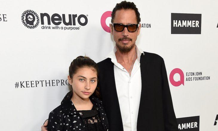 Vajza e Chris Cornell ndërmerr inciativën lidhur me edukimin për stigmën ndaj varësisë