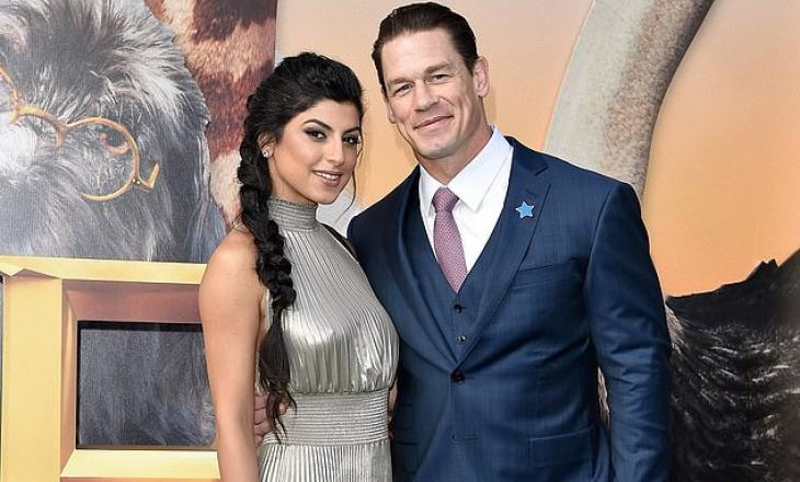John Cena tani është një burrë i martuar
