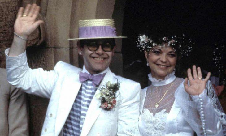 Sir Elton John dhe ish-bashkëshortja e tij zgjidhin mosmarrëveshjen ligjore