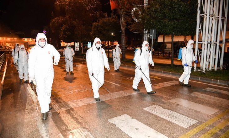 Në Turqi gjatë 24 orëve të fundit shënohen 72 viktima të reja nga Covid-19
