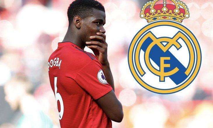 Manchetser United ia zgjatë Pogba-s kontratën edhe për një vit
