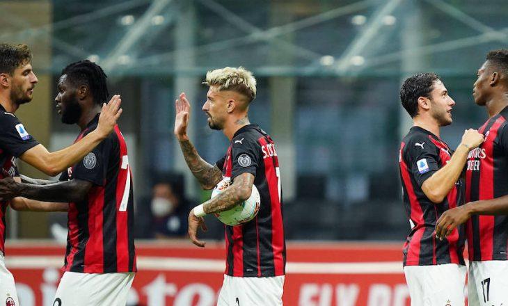 Milan bënë detyrën kundër Spartës, Tottenham befasohet në Belgjikë