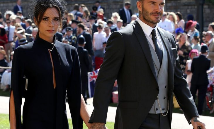 Rregulli i David dhe Victoria Beckham për telefonat