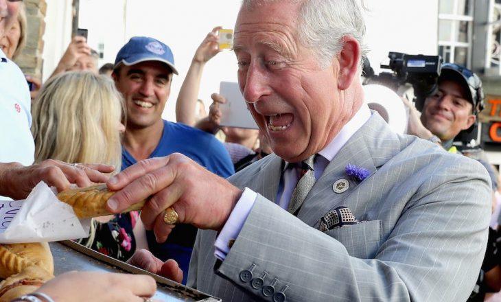 Princi Charles ha të njëjtin mëngjes çdo ditë