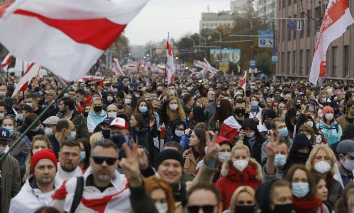 Opozita bjelloruse ultimatum Lukashenkos