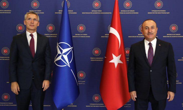 Stoltenberg: Turqia është aleate që e vlerësojmë shumë