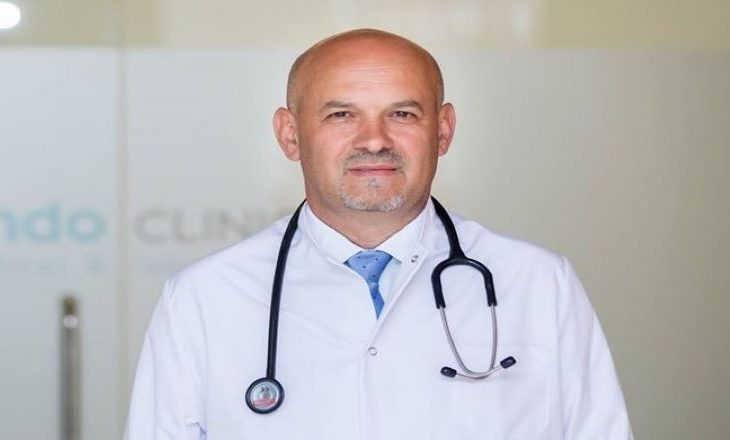 Rreth 100 pacientë me Covid 19 janë të shtrirë në Infektive