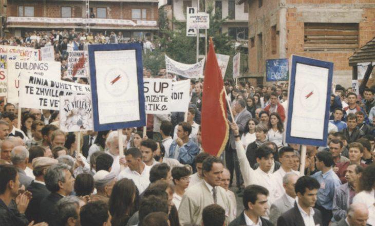 Kryeministri e quan inspirim për gjeneratat e ardhshme protestën e 1 tetorit