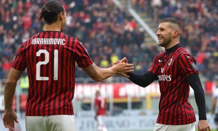 Një plus dhe një minus me Covid 19 te Milani