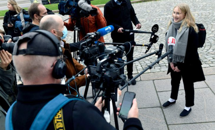 16-vjeçarja, kryeministre e Finlandës vetëm për një ditë