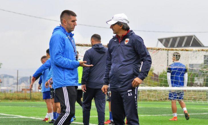 Dallku dikur i uronte sukses në Ligën e Parë Dukagjinit nga Klina, tani zgjidhet trajner i tyre
