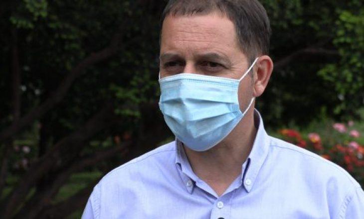 """""""Prishtina prinë me numrin e të infektuarve, por mos harroni se edhe testime bëhen më shumë në Prishtinë"""""""