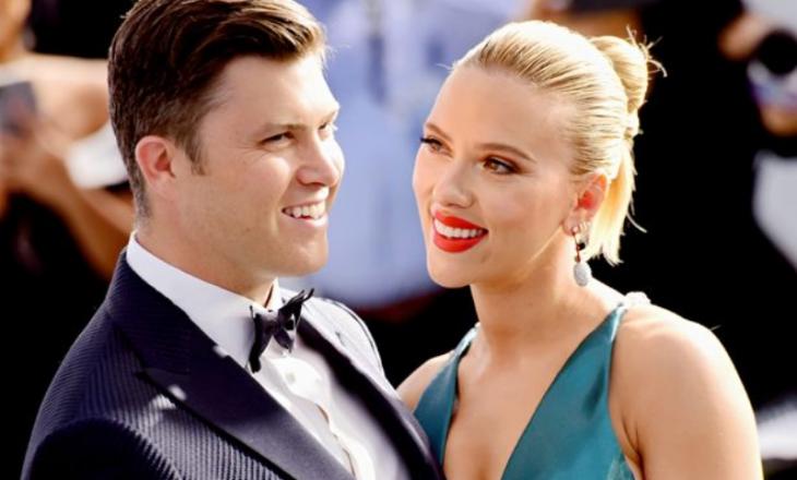 Sacrlett Johansson është martuar në një ceremoni sekrete