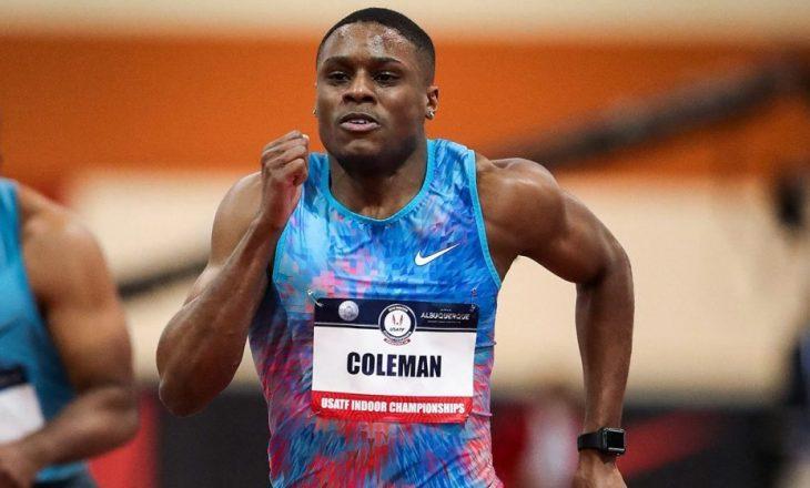 Suspendohet për dy vjet atleti kampion i botës