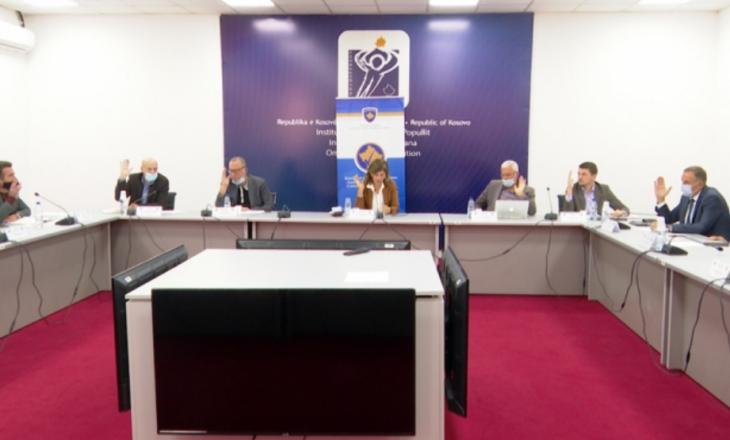 Përplasje në KQZ – Daka detyrohet ta mbyllë mbledhjen