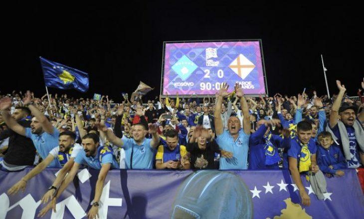 FFK kërkon të lejohen tifozët në ndeshjen e Kosovës ndaj Sllovenisë