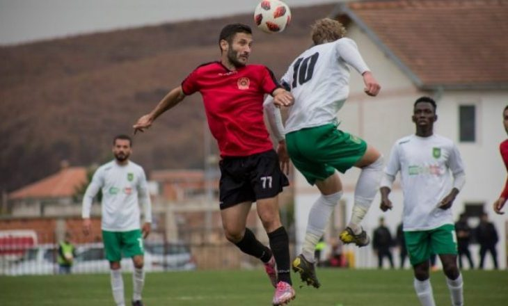 Trepça '89 pëson disfatë në Skënderaj nga Drenica