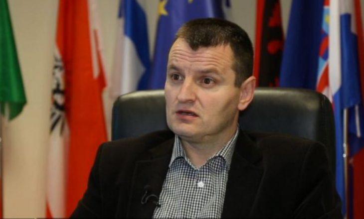 Jep dorëheqje Driton Lajçi, drejtori i zyrës për mbrojtje juridike për të akuzuarit e Speciales