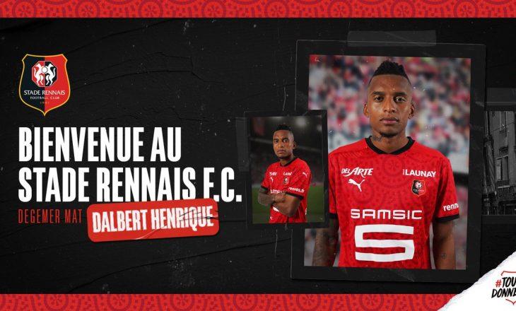 Inter huazon mbrojtësin në Rennes