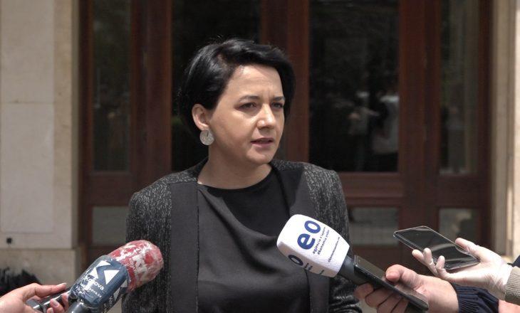 Fitore Pacolli: Lajçak nuk ka biseduar për Asociacionin në zyrat e Vetëvendosjes