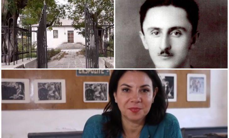 Në ditëlindjen e Migjenit, Rudina Xhunga ka një lutje për shtëpinë e tij në Pukë