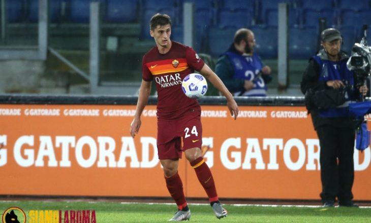 Marash Kumbulla bën pjesë në formacionin më të shtrenjtë të talentëve në Serie A