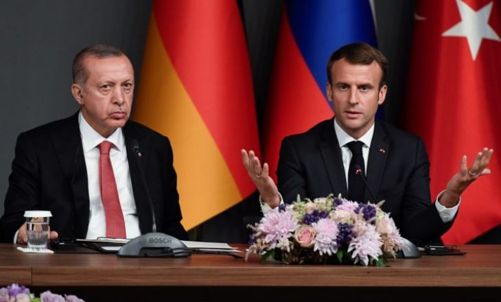 "Erdogan: Marcon po i ""lanë hesapet"" me myslimanët"