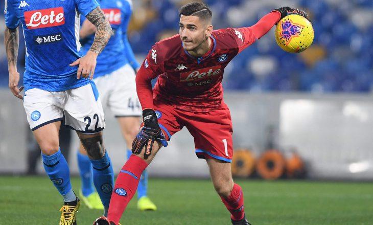 Napoli është prekur nga Covid 19 – në dyshim ndeshja ndaj Juventus