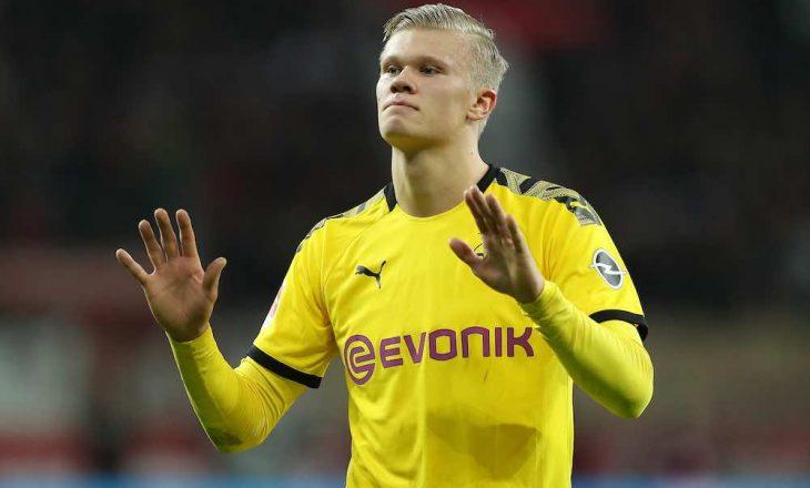 Juventus mendon për transferimin e lojtarit të Dortmund