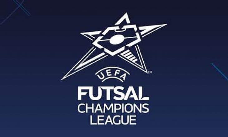 Përballje shqiptarësh në ndeshjet kualifikuese për futsall