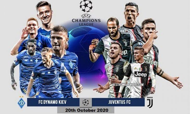 Juventus dhe Club Brugge shënojnë fitore si mysafir në ndeshjet e para të Ligës së Kampionëve