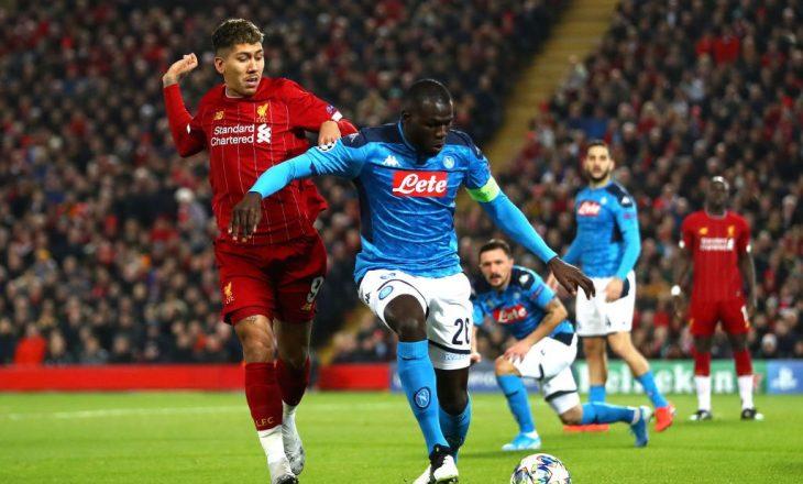 Liverpool nuk ka zgjidhje tjetër përveç Koulibaly