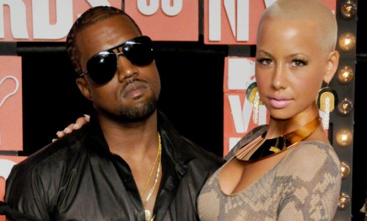 Amber Rose akuzon Kanye West që e ka ngacmuar