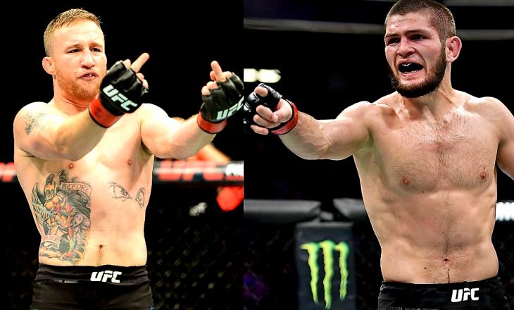 Khabib nuk njeh kundërshtar në UFC, mposht Justin Gaethje pas vetëm dy raundeve