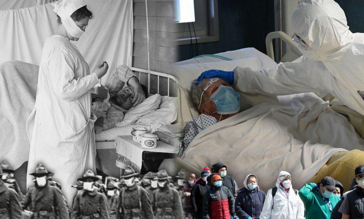 Çka na mëson vala e dytë vrastare e pandemisë së vitit 1918?